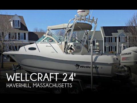 [UNAVAILABLE] Used 2002 Wellcraft 24 Walkaround In Haverhill, Massachusetts
