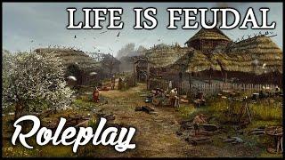 Life Is Feudal РП сервер: Arkona RP: Открытие Монастыря #6 Часть