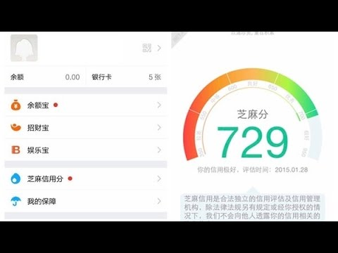 Sesame Credit: China's Scary Government Game Explained