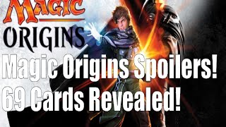 Magic Origins Spoilers: 69 Cards Spoiled..Avaricious Dragon..MTG