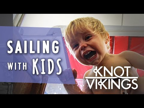 Ep 13. - Sailing With a Toddler Special - Knot vikings