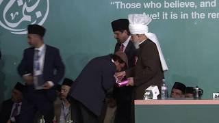 Prize distribution - Ansarullah UK Ijtema 2018