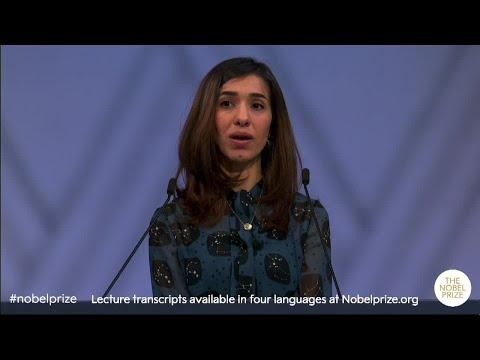 Nadia Murad: Nobel Peace Prize lecture 2018