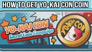 How to Get the Yo-Kai Con Coin in Yo-Kai Watch Wibble Wobble