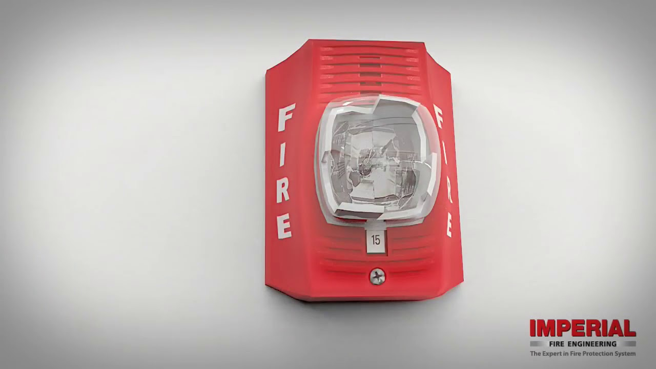 Imperial FM 200 Fire Suppression System Simulation