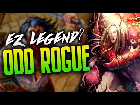 Baku Rogue for EZ Ranks | Hearthstone