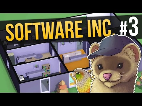 STEP 1: SUGGEST TITLE. STEP 2: ... STEP 3: PROFIT!!! ★ Software Inc. Ep. 3