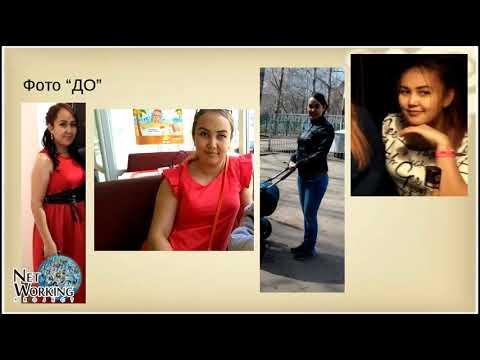 Видео как похудеть худой девушке