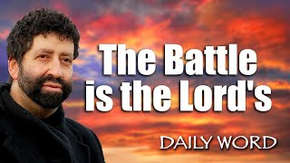 The Battle is the Lord's [From The Jehoshaphat Guide to Victory II (Message 818)]