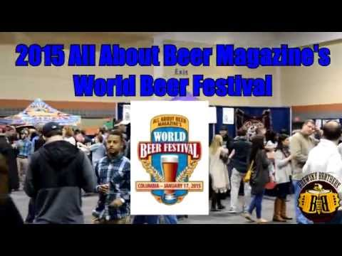 2015 Word Beer Festival Columbia, SC