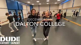 Dalton College Salsa Lessen (#DudeEntertainment)
