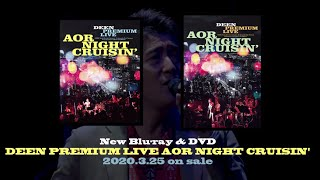 DEEN PREMIUM LIVE AOR NIGHT CRUISIN' ダイジェスト映像<NEWJOURNEY NIGHT前編>