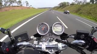 Top speed --Bandit 1250--