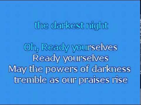 Karaoke ~ Until the Whole World Hears
