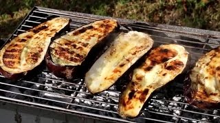 How To Make Baba Ghanoush Lebanese Cuisine - بابا جانش