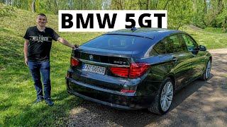 BMW 5GT 530d - bawarski eksperyment