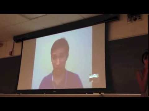 LCP Speech for AIESEC Cornell 2014