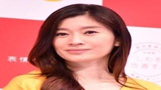 女優の篠原涼子が、2日に放送された日本テレビ系バラエティ番組『行列の...