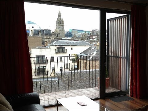 Principal Apartments - Virginia 1 bedroom merchant city serviced apartment