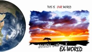 World In Our Hands ✔ JANXEN - EX-WORLD 1.0 (synthpop 80s music) Save The World Destroy Earth Song