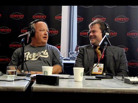 Tenacious D Talk Festival Supreme With Kevin & Bean At Comic-Con 2014 (Part 1)