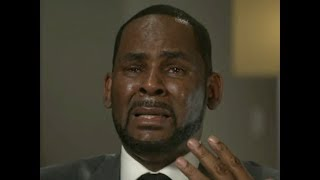 R.Kelly Finally BREAKS SILENCE With This EMOTIONAL Tearful Interview!!