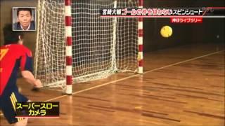 ハンドボール 宮崎大輔 スピンシュート thumbnail