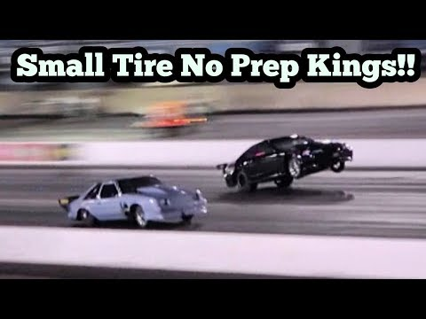 Small Tire No Prep Kings Friday event at Route 66
