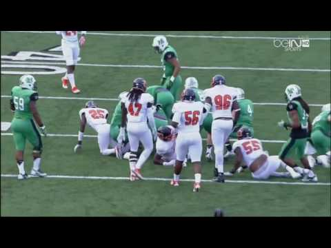 Marshall Highlights vs Morgan State Football 2016