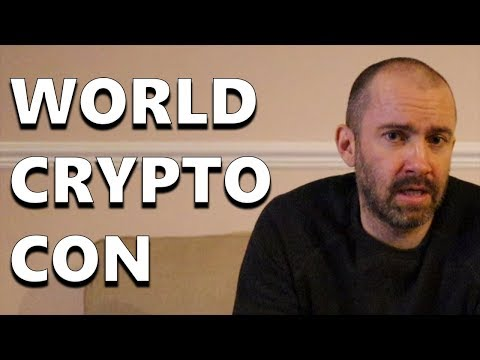 My Experience at World Crypto Con