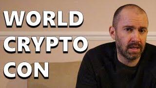 My Experience at World Crypto Con