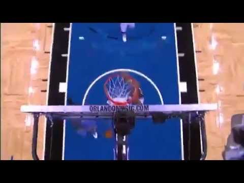 Arron Afflalo Huge Jam vs the Denver Nuggets