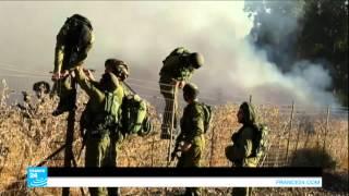 تصعيد إسرائيل لغاراتها الجوية على مرتفعات الجولان