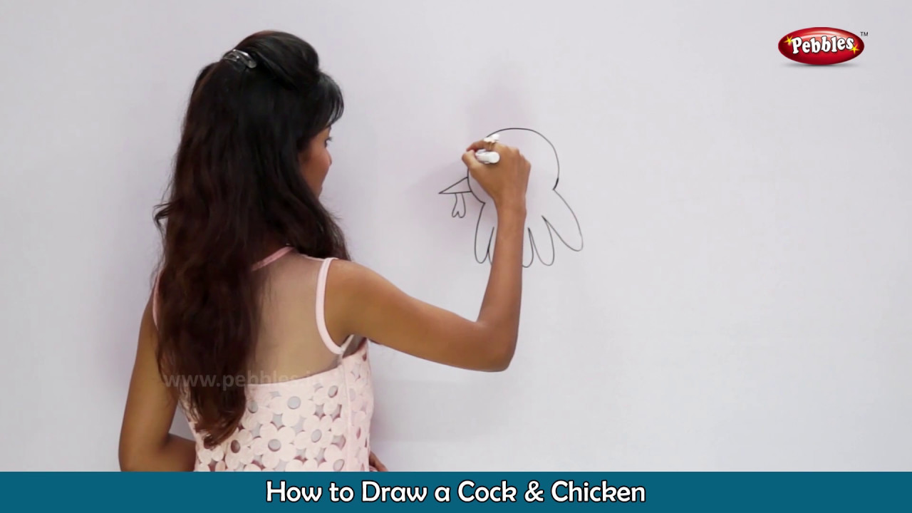 How To Draw Birds For Children Part 2 Learn Drawing Step By Step