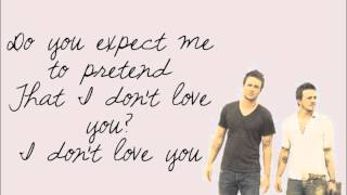 Love and Theft -- If You Ever Get Lonely +Lyrics on Screen