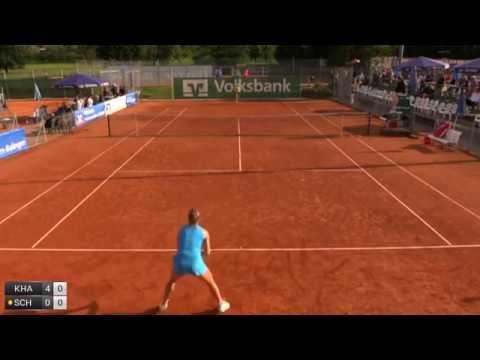 Khazaniuk Deniz v Schneider Maria - 2016 ITF Hechingen