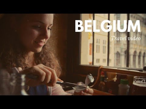 BELGIUM  | Travel montage 2018 | Nicole visits Belgian highlights.