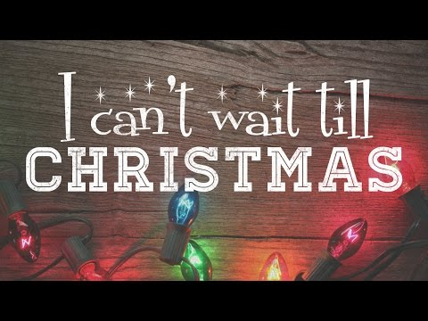 I Can't Wait Till Christmas Part 3