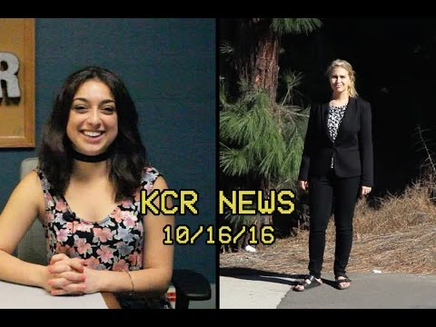 KCR College Radio News - 10/16/16