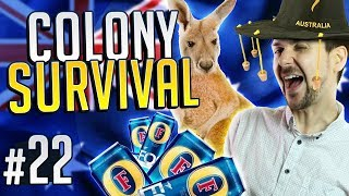 TALES FROM DOWN UNDER | Colony Survival #22