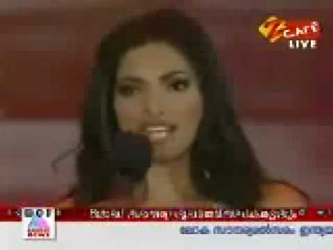 proud to be an indian  smile parvathi omanakuttan