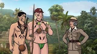 Archer Season 9 Episode 07| Part 01