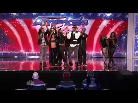 America S Got Talent 2010 Audition 5 Wreckless Youtube