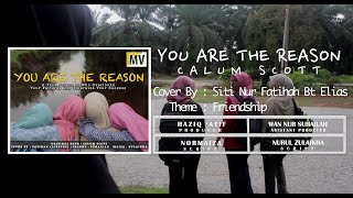 Download Calum Scott You Are The Reason Music Video Cover By