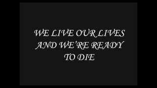 Repeat youtube video Bring Me The Horizon - Shadow Moses w/ lyrics