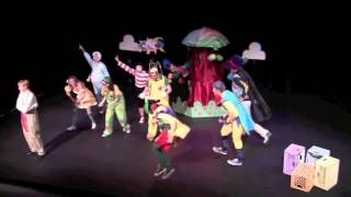 Clownsville The Musical 2010 Boulder Fringe Festival