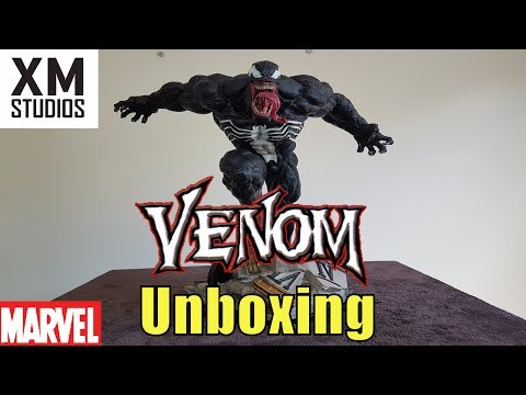 Venom By XM Studios (Unboxing, Marvel, Spider-man)