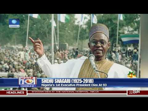 Nigeria's First Executive President Dies At 93