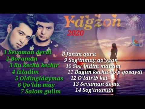 Yagzon Guruhi  Sevaveraman ( Albom Dasturi 2020 )Йагзон