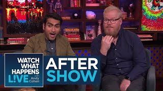 After Show: Kumail Nanjiani And Jim Gaffigan's Taglines | WWHL